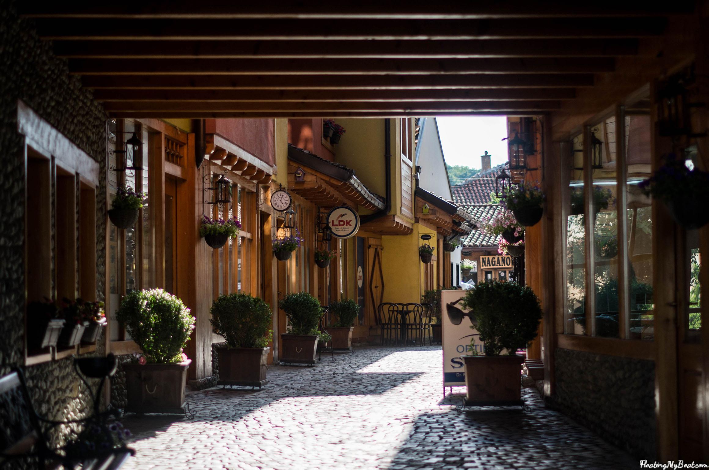 Gjakova travel blog