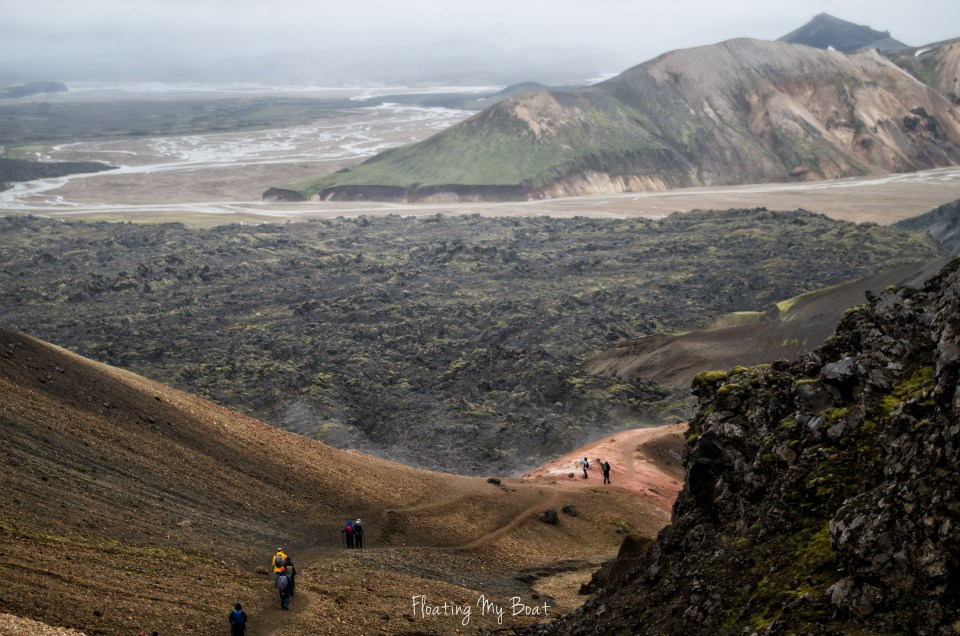 All you need to know about solo hiking around Landmannalaugar in Iceland