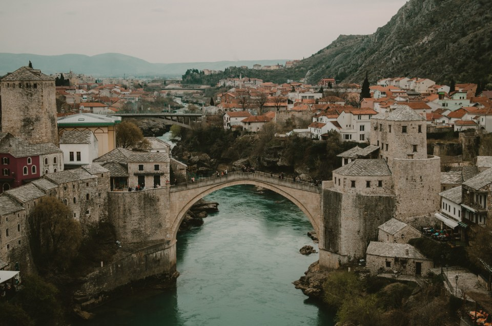 Bosnia and Herzegovina travel guide - 6 places you should visit in Bosnia and Herzegovina