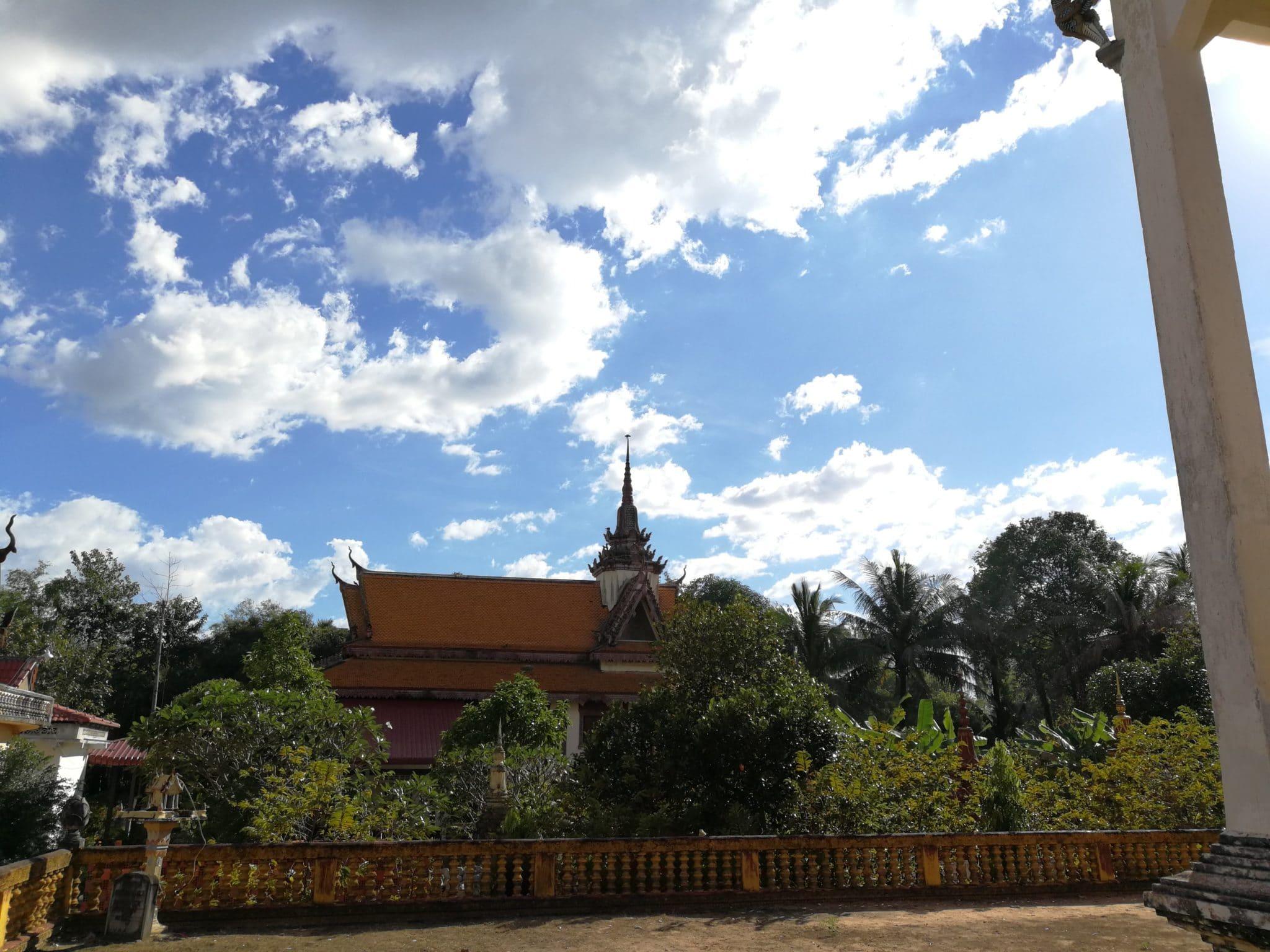 Cambodian Buddhist Pagoda