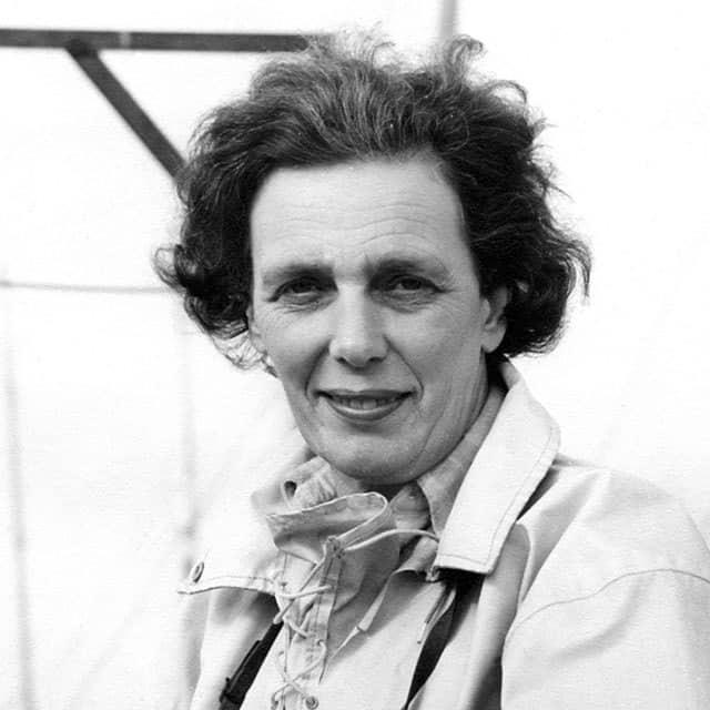 Die britische Bootsfotografin Eileen Ramsay