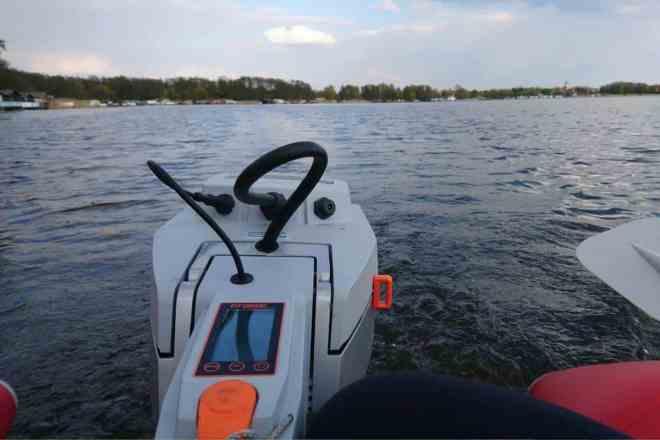 mitnehmboot