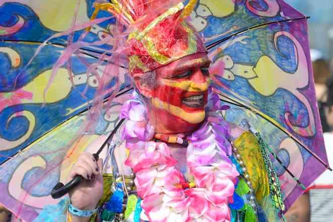 Mermaid Parade Coney Island