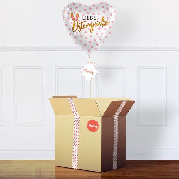 Ostergrüße Luftballon