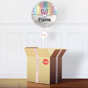 Frohe-Ostern Luftballon