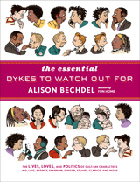 Cover of Alison Bechdel's Dykes to Watch Out For