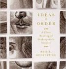 Cover of Neil Rudenstine's Ideas of Order
