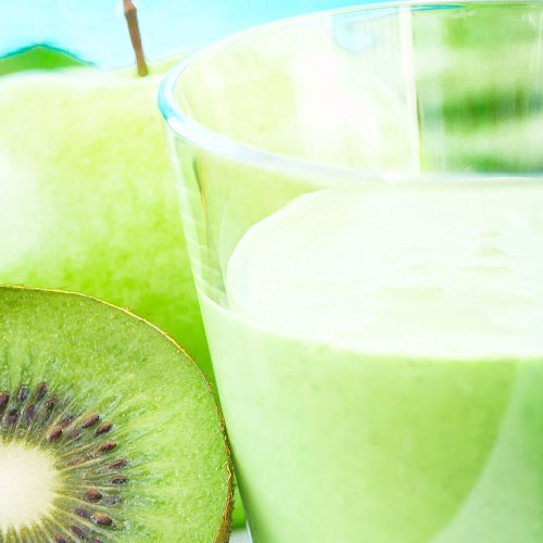 CBD Juice CBD Apple Kiwi Flavored Juice