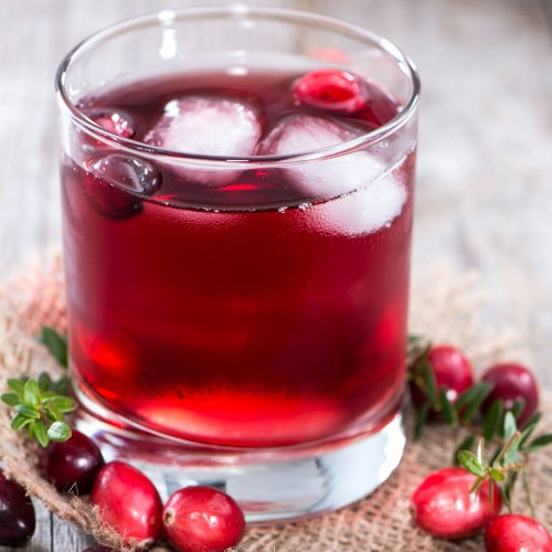 CBD Juice CBD Cranberry Grape Flavored Juice