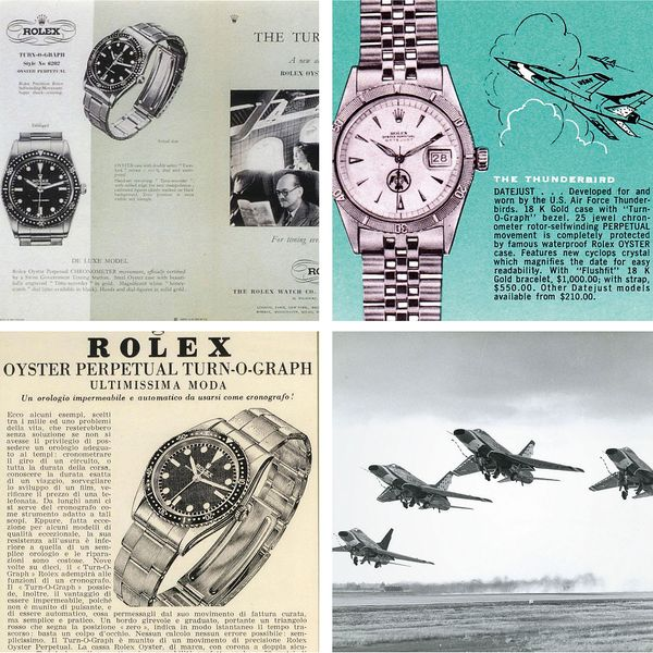 Not only are Turn-O-Graphs amongst Rolex's best sellers, but 63 years after their launch, they are still considered true icons in the world of fine watches.