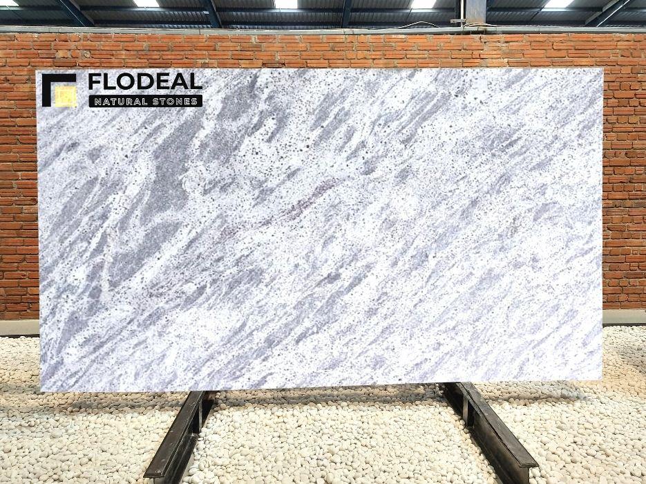 Kashmir White Granite Slab Tile Kitchen Countertops Price