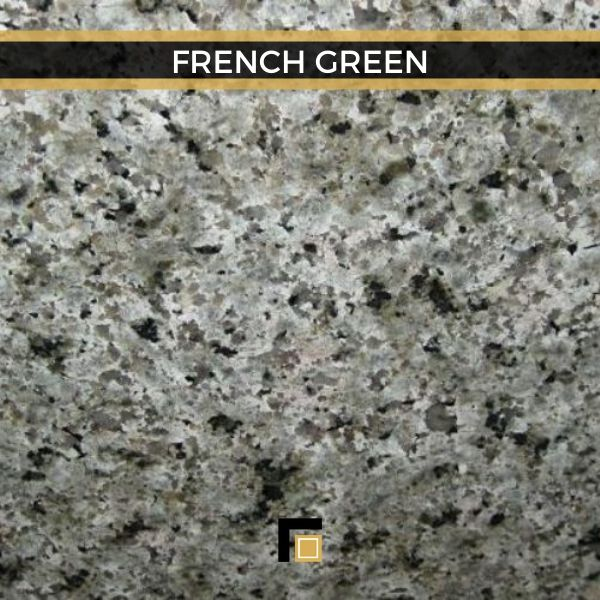 French Green Granite