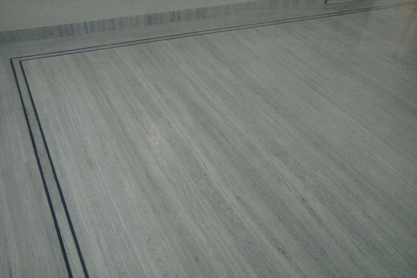 Arna White Marble Flooring