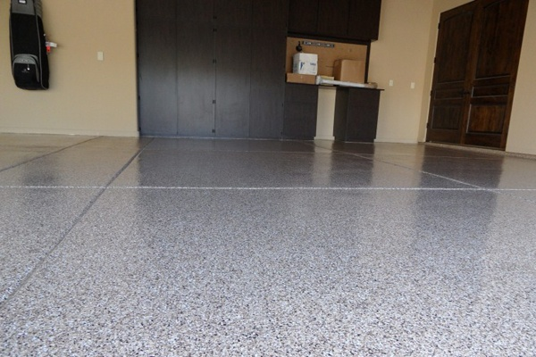 Polished Platinum White Granite Flooring