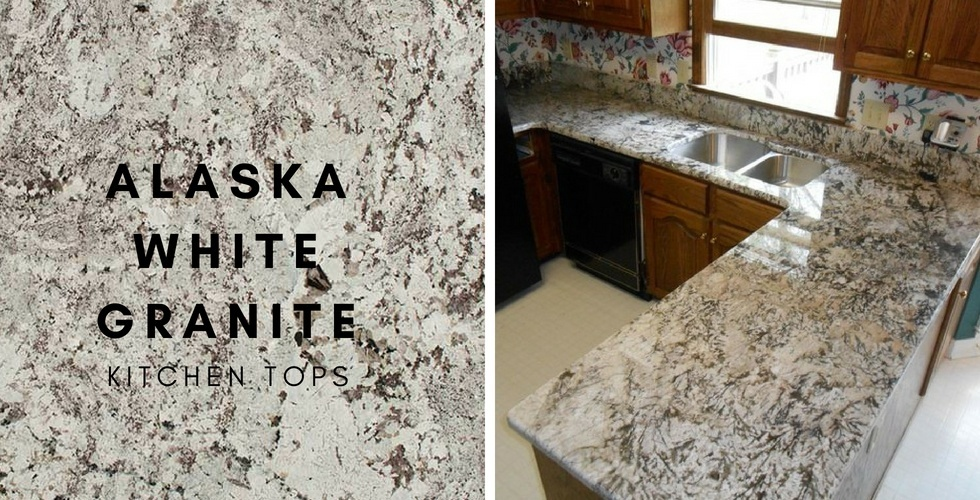 Alaska White Granite Cuisine Countertops