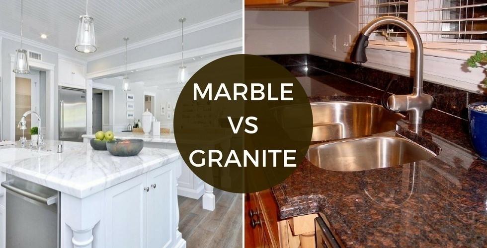 Vergleicht Man Marmor Und Granit | Haltbarkeit Preis Aussehen Stain