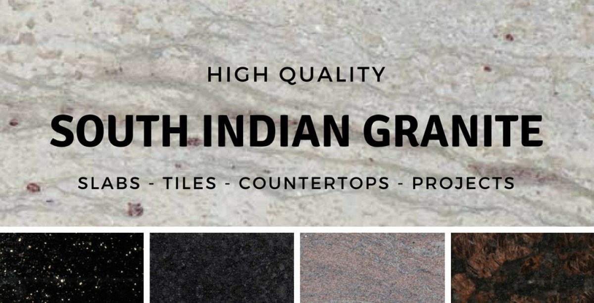 South Indian Granite Colors Types