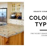 Granite Countertops Colors Types Benefit Pros Cons