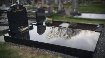 Granite Monuments Gravestone