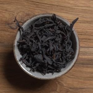 Wuyishan traditionellt svart - tebutik floder och berg / kinesiskt te