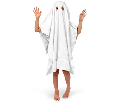 Ghost Towel
