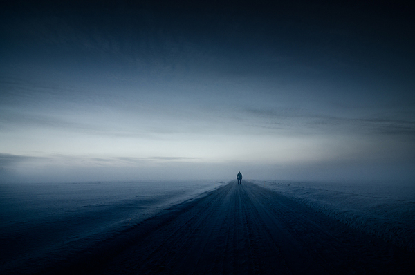 Mikko Lagerstedt:芬蘭邊境的極致夜景攝影