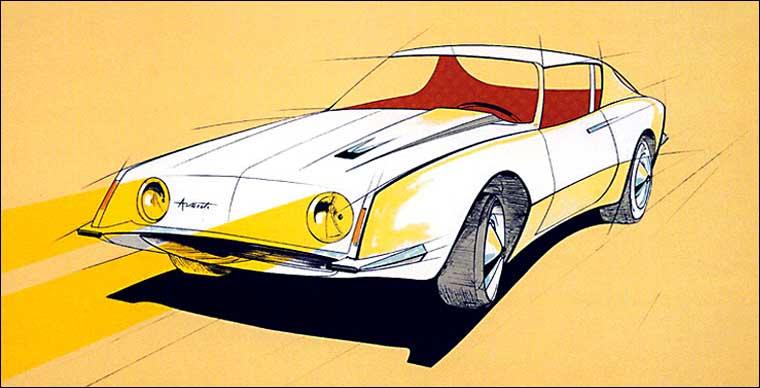 Raymond Loewy 著名美國工業設計先鋒 120 冥誕紀念 流線外型設計風格教主