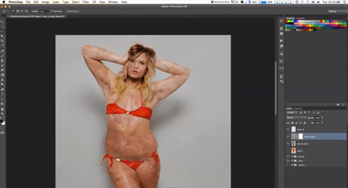 Photoshopped-Timelapse-Pizza-to-Model-3