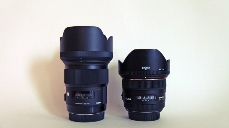 SIGMA 50mm f1,4 ART