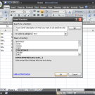 excel function builder dialogue box