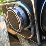 Winder knob with shutter speeds