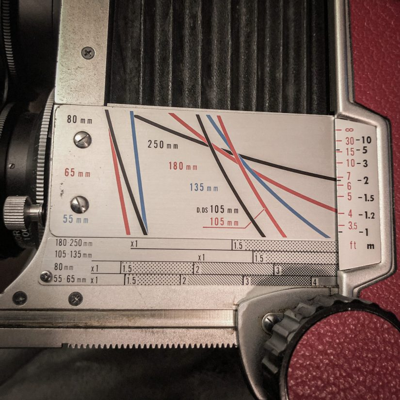 Adjustments scale