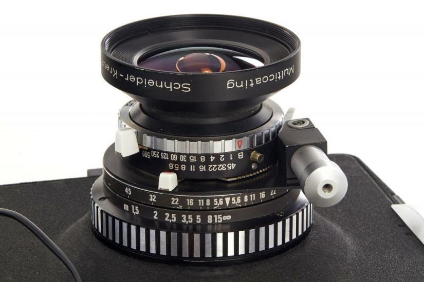 lens and solenoid
