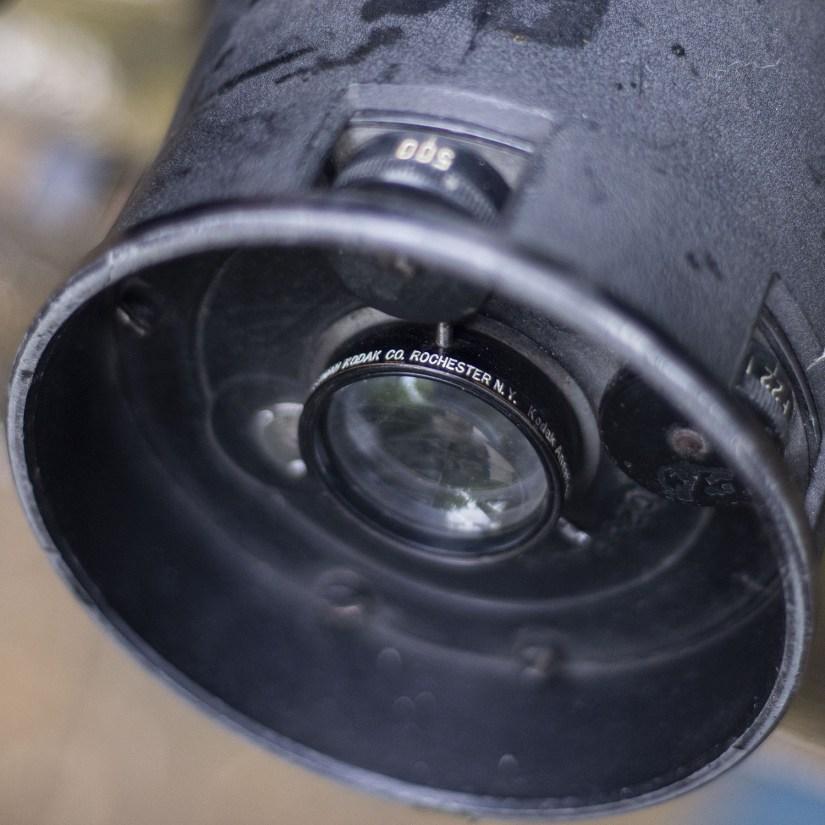 K-20 Kodak Lens