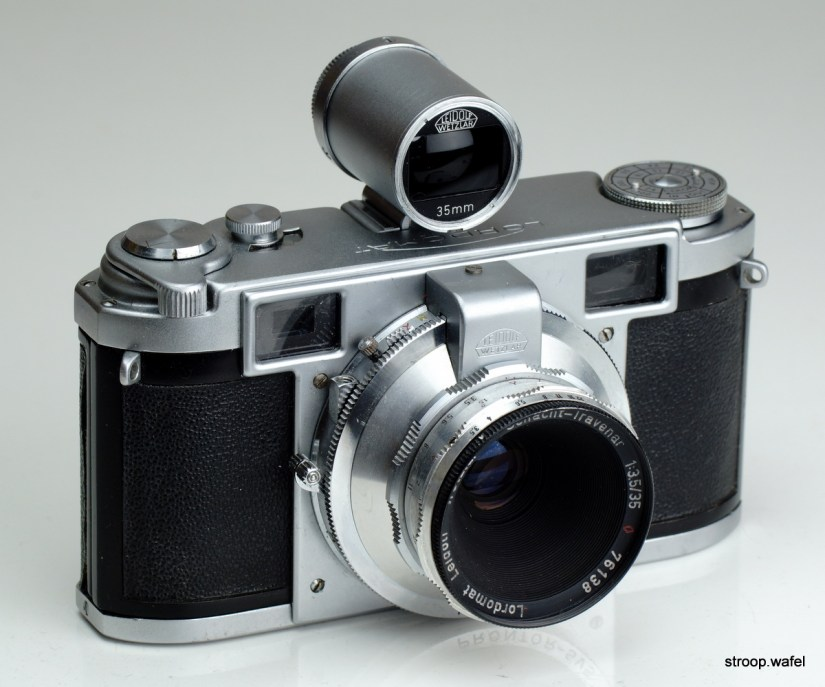Lordomat with viewfinder
