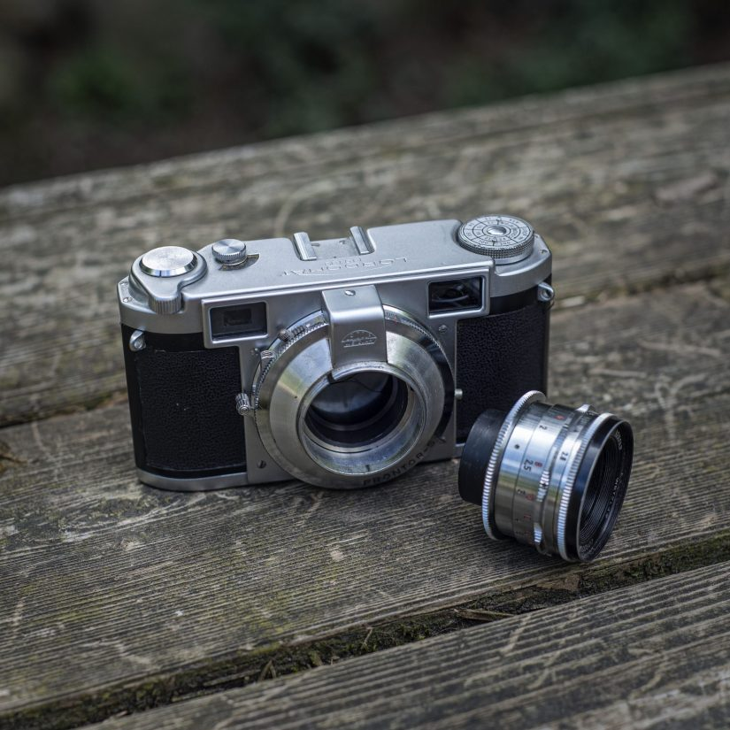 Lordomat with the lens off