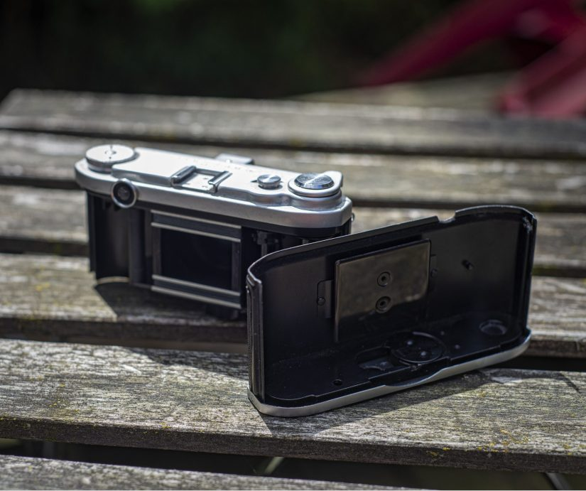 Lordomat camera open