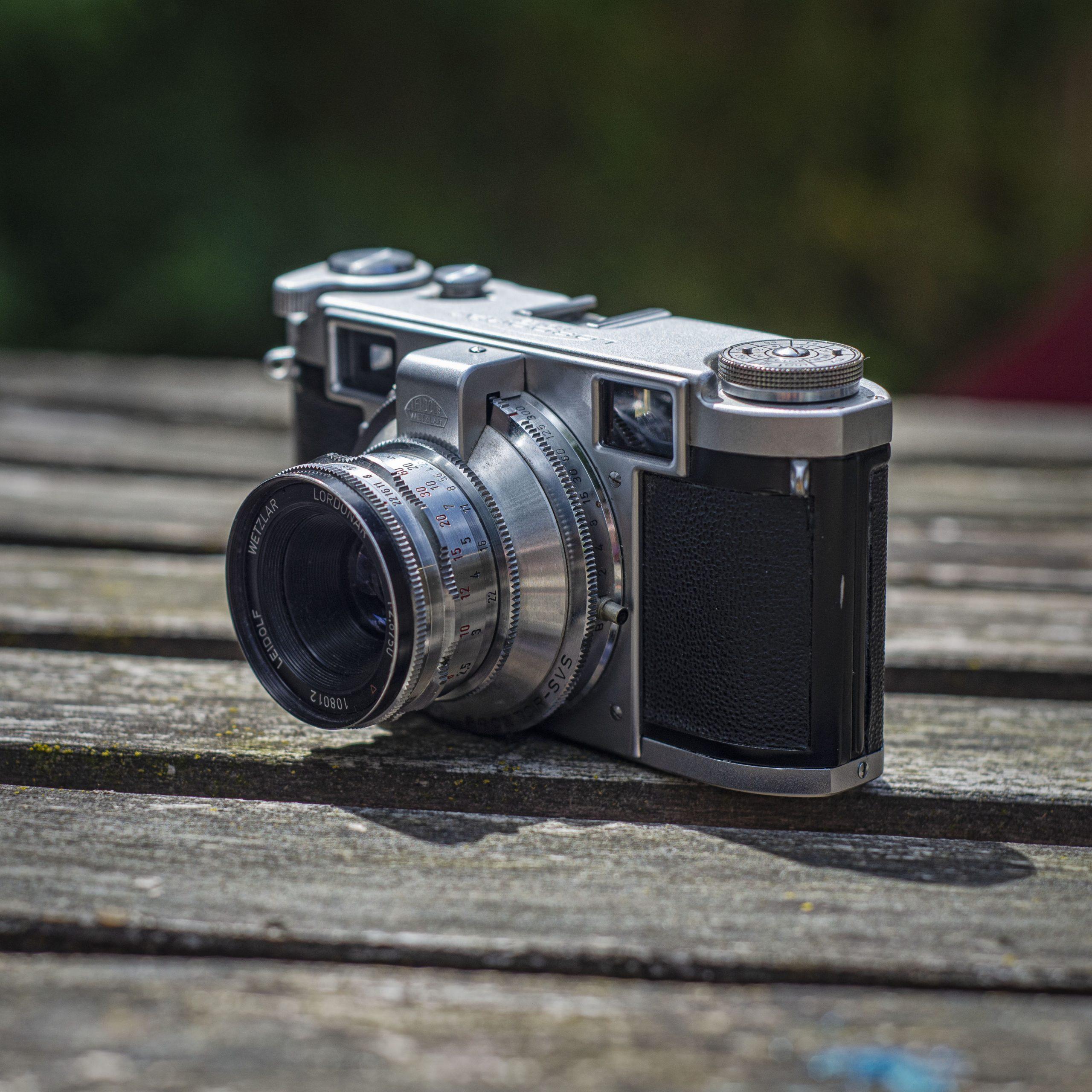Lordomat 35rmm camera