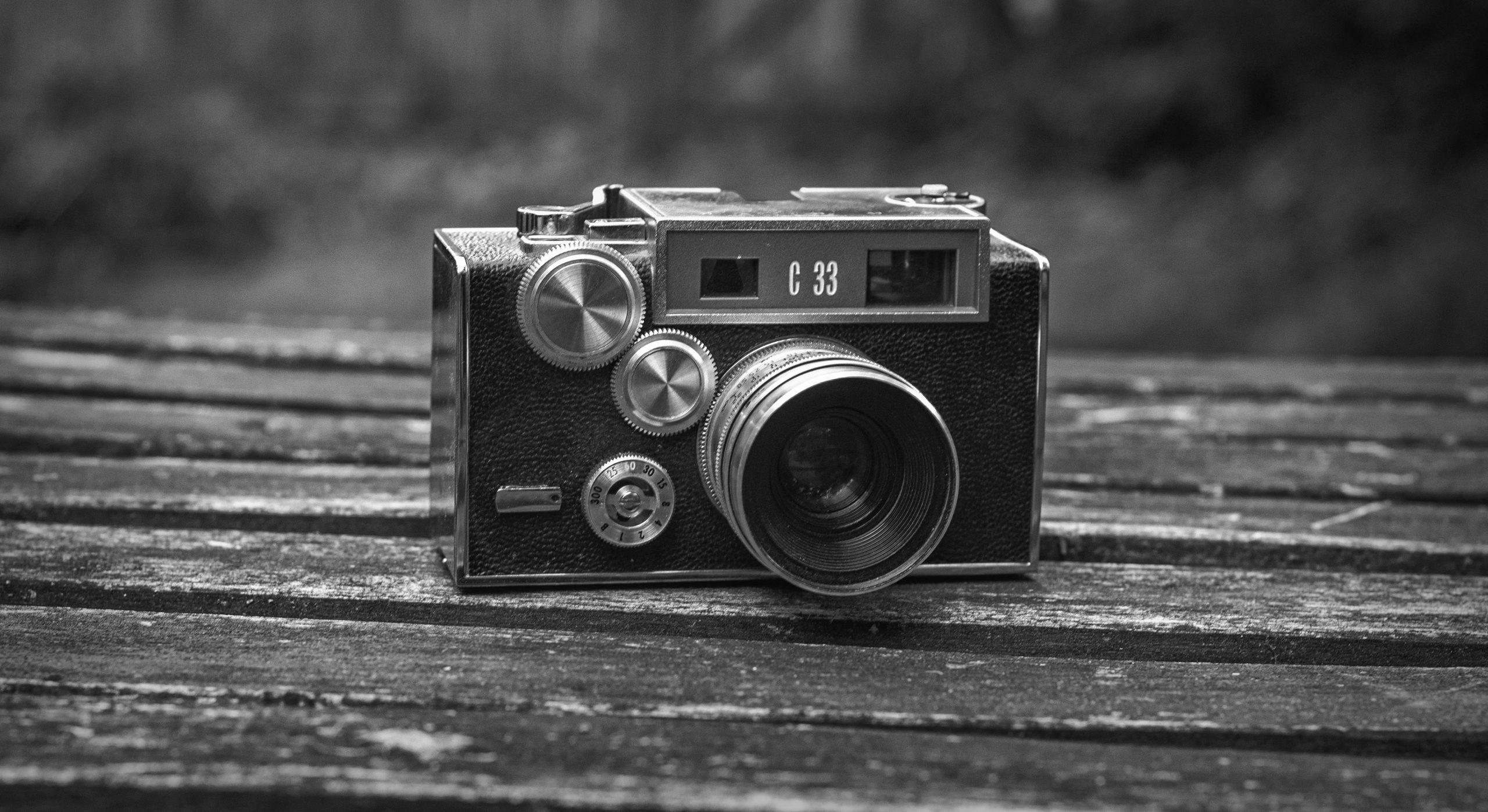 Argus C33 35mm film camera