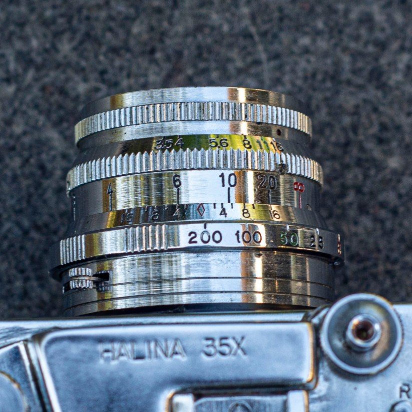 Halina Lens detail