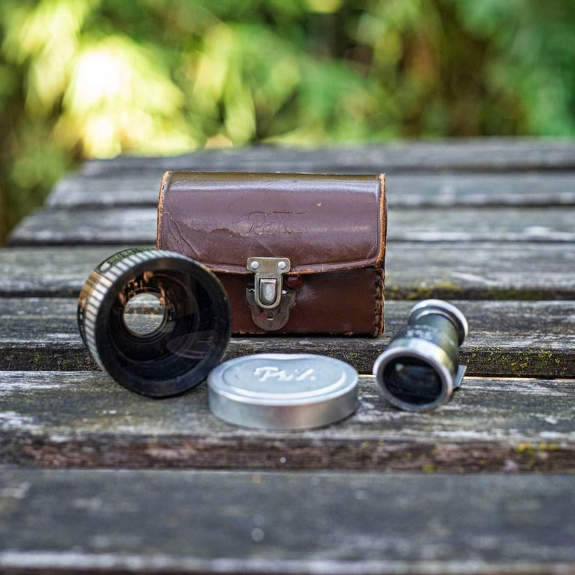 Pax Telephoto lens kit