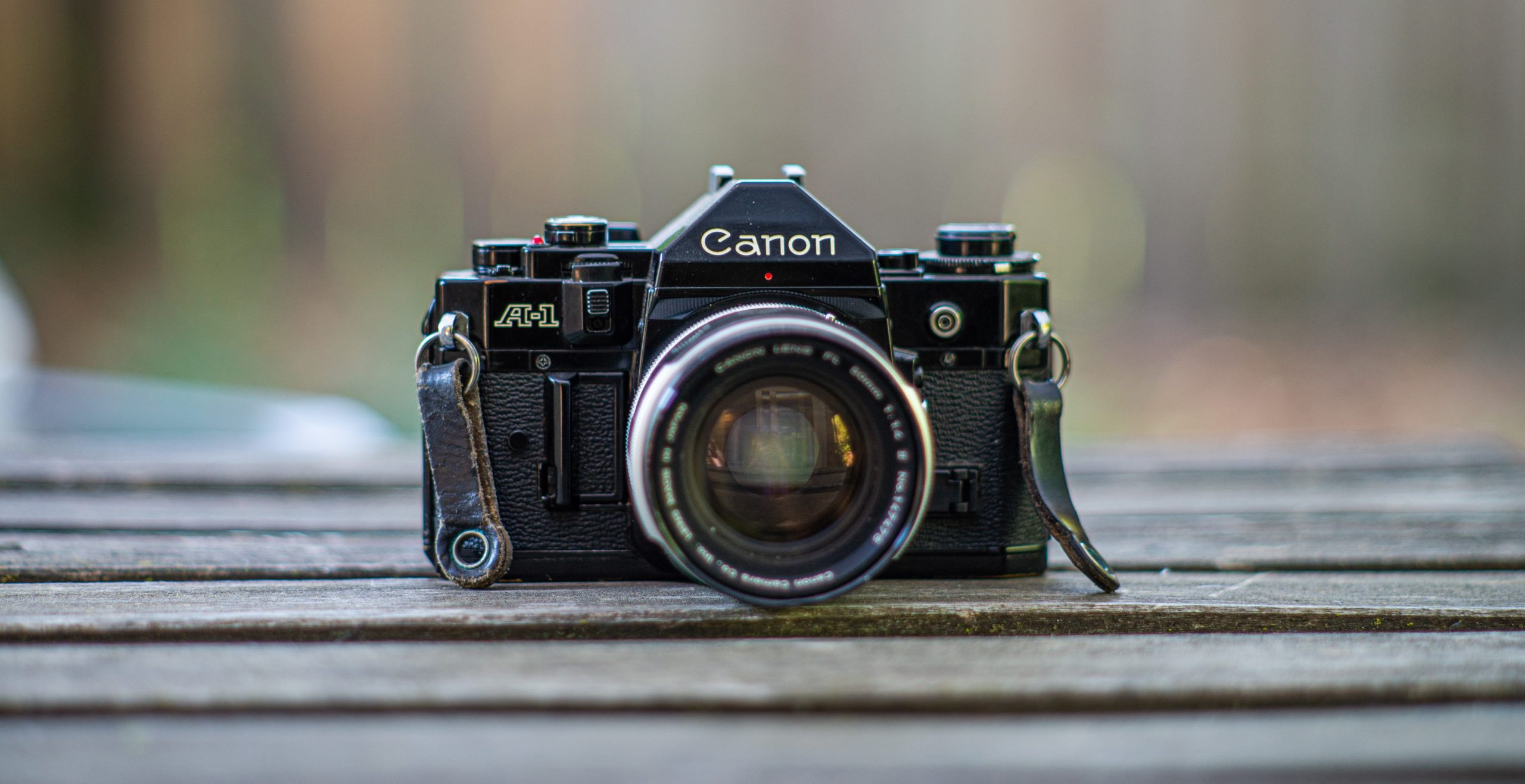 Canon A-1 featured