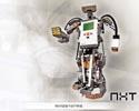 Lego Mindstorm NXT desktop