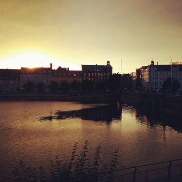 Ein weiterer Sonnenuntergang.
