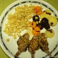 Essen mit Anstand
