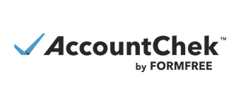 accountchek by formfree logo