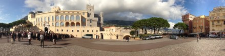 Monaco Royal Palace