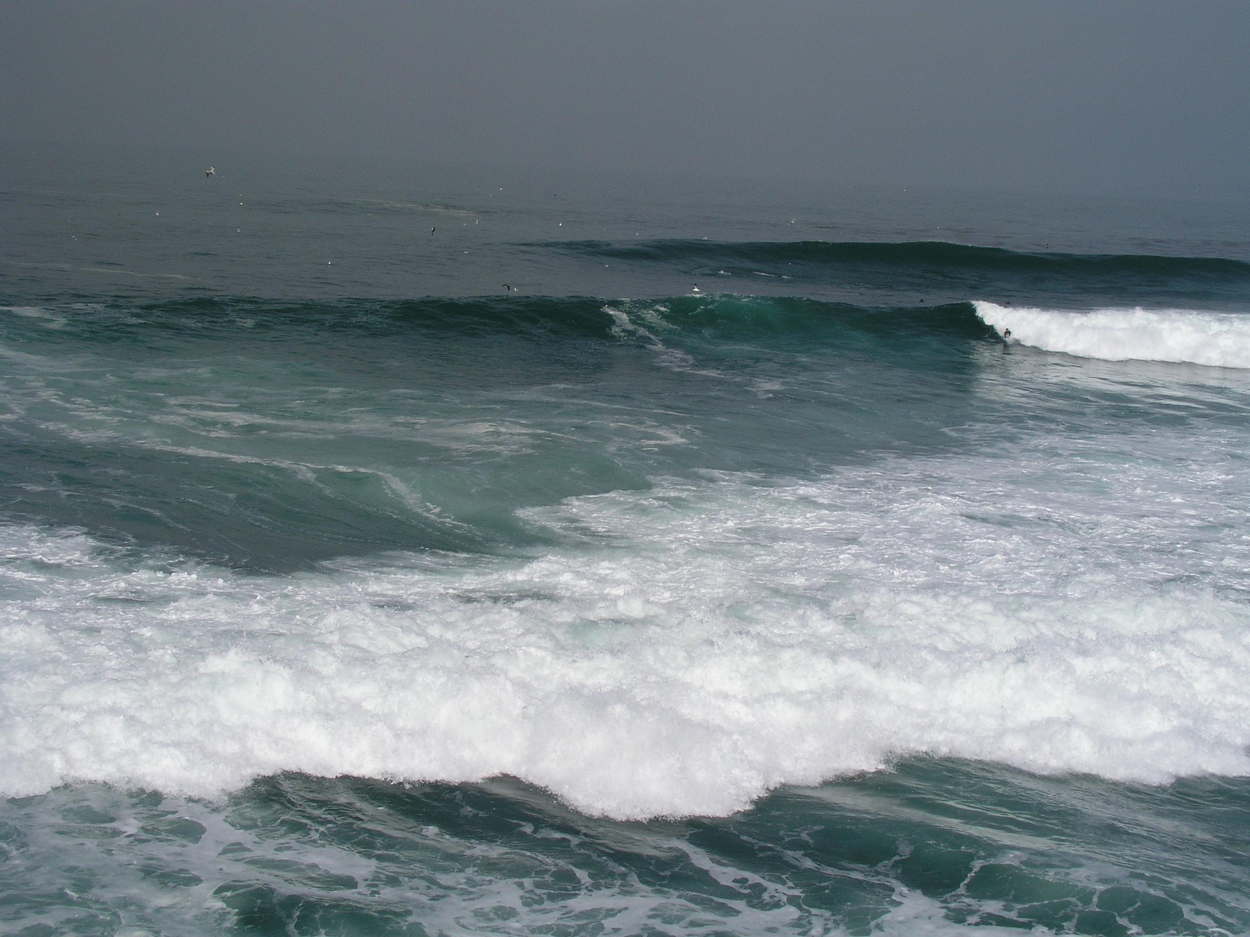 Waves of Sadness