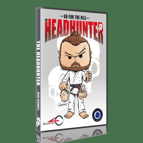 Headhunter DVD Case 1