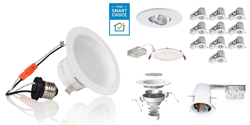 9 best led recessed lights 2020 the